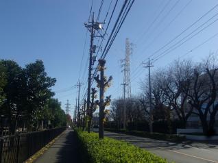 東洋インキ富士見線