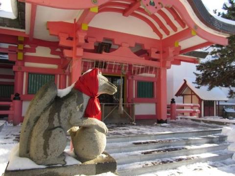 大森稲荷神社