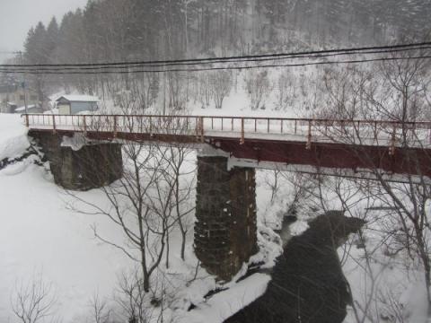 第3留萌川橋梁
