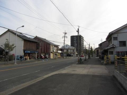 豊橋市湊町