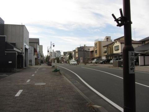 吉田宿上伝馬町