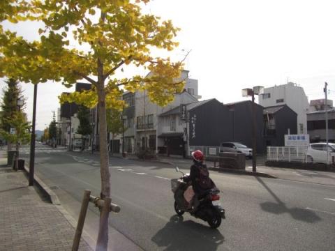 旧東海道 豊橋市新本町