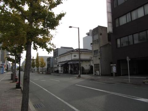 旧東海道 豊橋市札木町