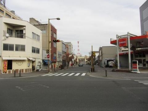 旧東海道 豊橋市札木町・呉服町