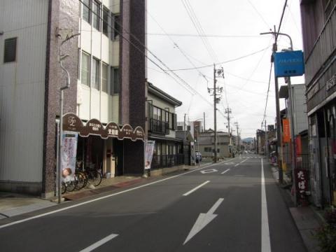 旧東海道 鍛治町