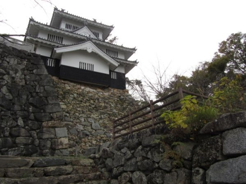 吉田城鉄櫓