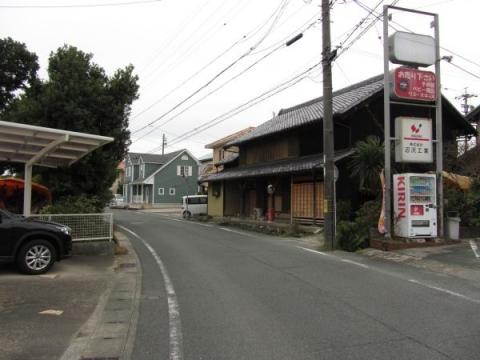 旧東海道 豊橋市飯村町茶屋