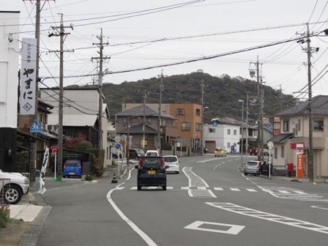 旧東海道 豊橋市岩屋町