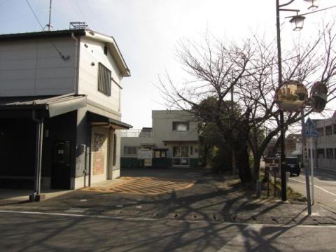 大岩村郷蔵跡