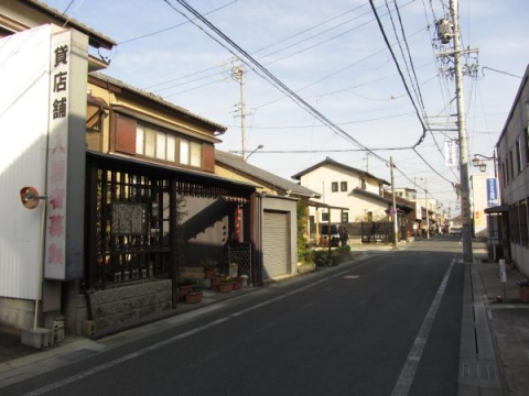 二川宿脇本陣跡