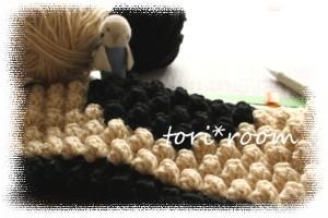 編み物*ハノリン
