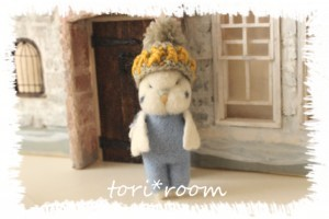帽子スタイル*ハノリン