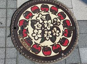 長野市マンホール