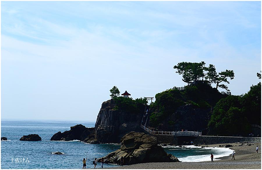 高知・桂浜1