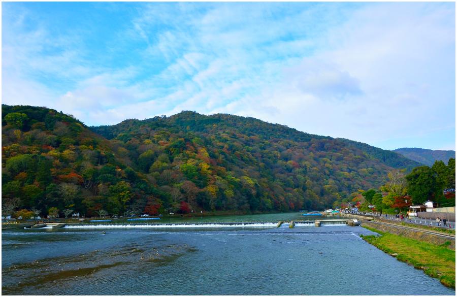 秋の京都・助手1