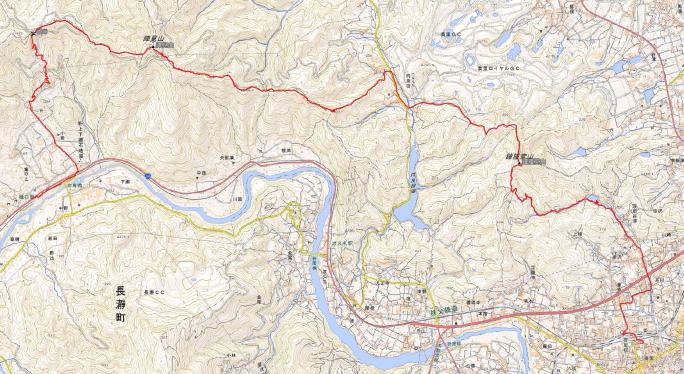 20160212鐘撞山コース