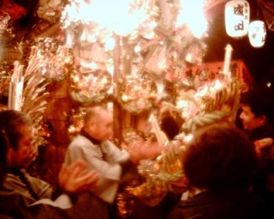 手締め 目黒大鳥神社 酉の市:Entry