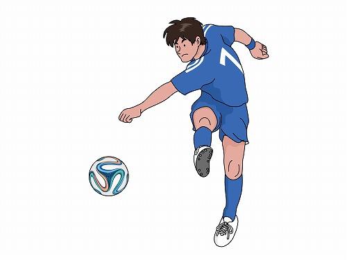 無回転 シュート サッカー 日本代表