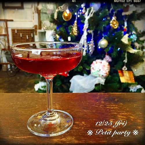 2015 * noel / お酒じゃないょ、ジュースだょ(笑)