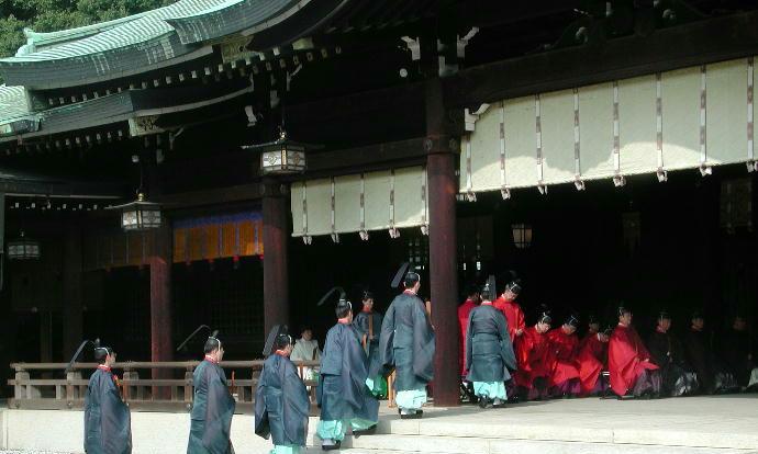 明治神宮例大祭2004年 6359