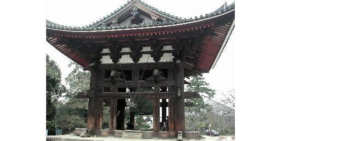 H14年 1168 東大寺鐘楼