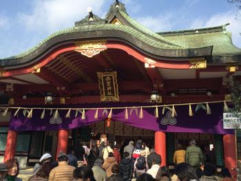 160102 西宮えびす神社