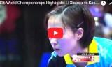 石川佳純VS李暁霞(決勝戦)世界卓球2016