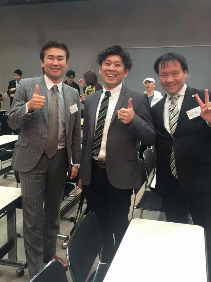 中小企業家同友会(飯田顕弘さんオブザーバー)