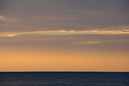 夕焼け12月20日-b DSC03754