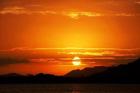 夕陽12月21日 DSC0376