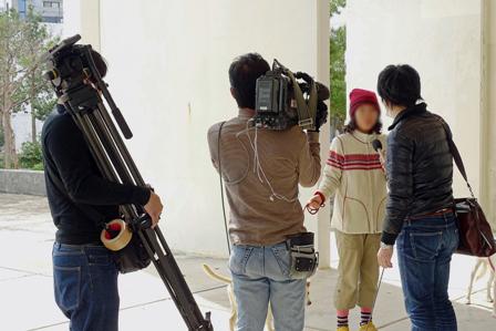 テレビ取材 DSC03577