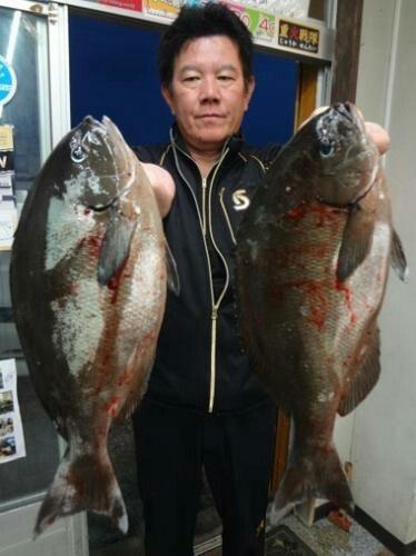 米田さん釣果