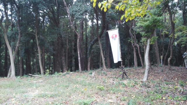 c佐竹の旗