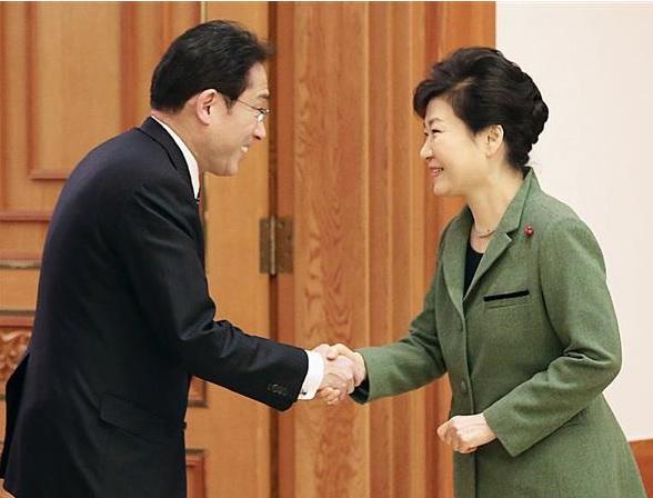 日韓外相会20151227