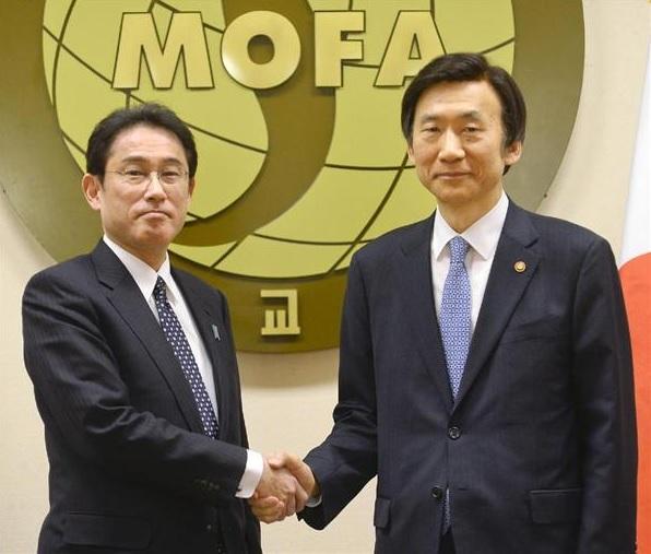 日韓外相会談直前20151228
