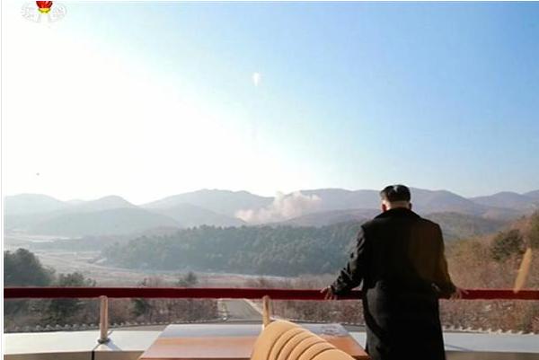 北朝鮮ミサイル 20160207