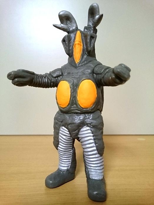 ガシャポン ウルトラヒーロー500ウルトラ怪獣500 第2弾8