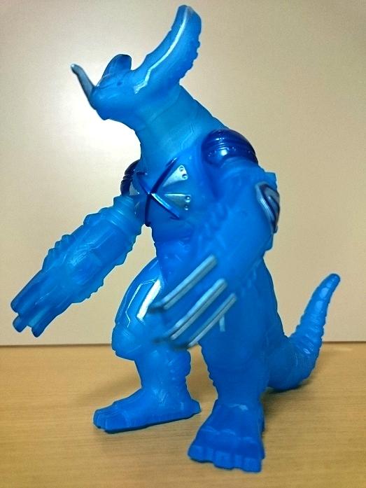 ウルトラ怪獣X サイバーゴモラ ユナイトブルーVER