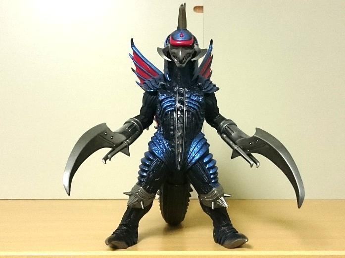 ムービーモンスターシリーズ ガイガンファイナルウォーズ0