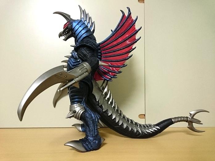 ムービーモンスターシリーズ ガイガンファイナルウォーズ1