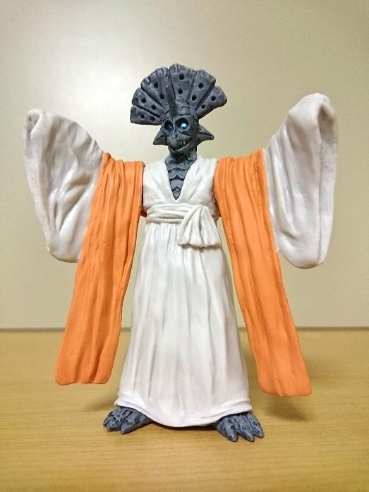 HG原色ウルトラ怪獣大百科その4 怪獣美少女コンテスト0