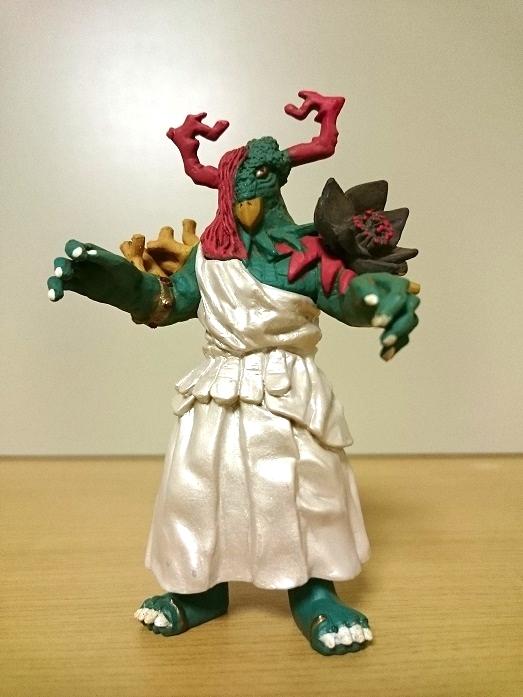 HG原色ウルトラ怪獣大百科その4 怪獣美少女コンテスト4