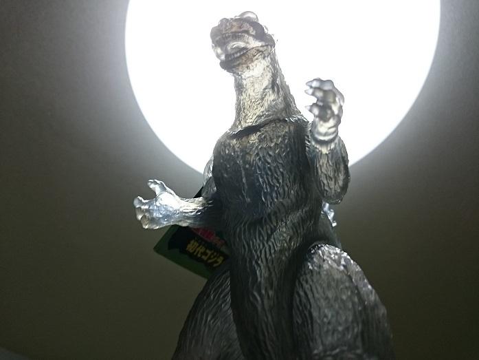 ゴジラ ムービーモンスターシリーズ 初代ゴジラ限定5