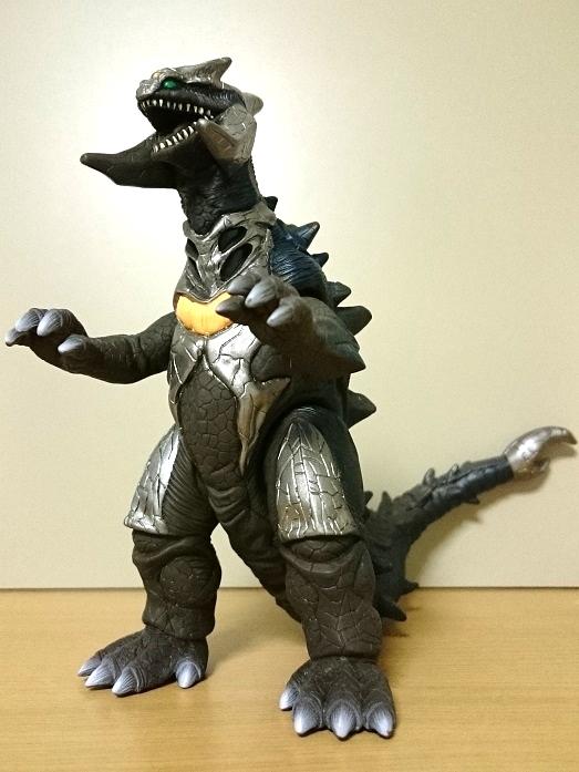 ウルトラ怪獣 ソフビ スフィア合成獣3