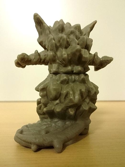 ウルトラ怪獣 ソフビ スフィア合成獣9