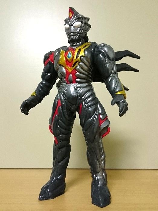 ウルトラ怪獣 ソフビ スフィア合成獣10