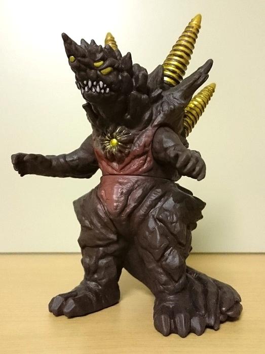 ウルトラ怪獣 ソフビ スフィア合成獣14