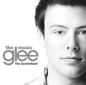 「GLEE THE MUSIC THE QUARTERBACK」