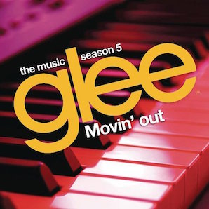 「GLEE THE MUSIC SEASON 5 MOVIN OUT」