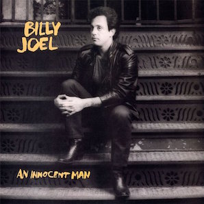 BILLY JOEL「AN INNOCENT MAN」